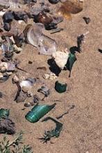 Evita contribuir a la destruccion de  nuestras playas