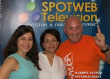 """""""KUERPO ACTIVO FM""""  Salud, Ejercicio y Acción  Martes y Jueves de  9 a 10 am  por www.spotwebtv.com"""
