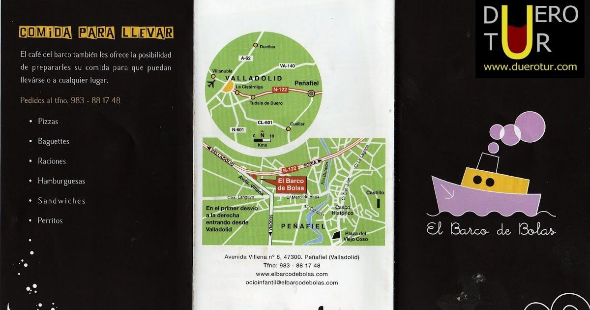 La oficina de turismo virtual de la ribera del duero el for Linea duero oficina virtual