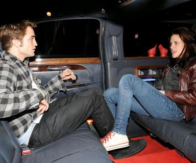 robert pattinson e kristen stewart. robert pattinson kristen