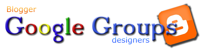 Google Groups -Designers