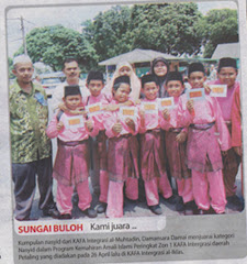 Amal Islami Zon 1 Petaling 2008