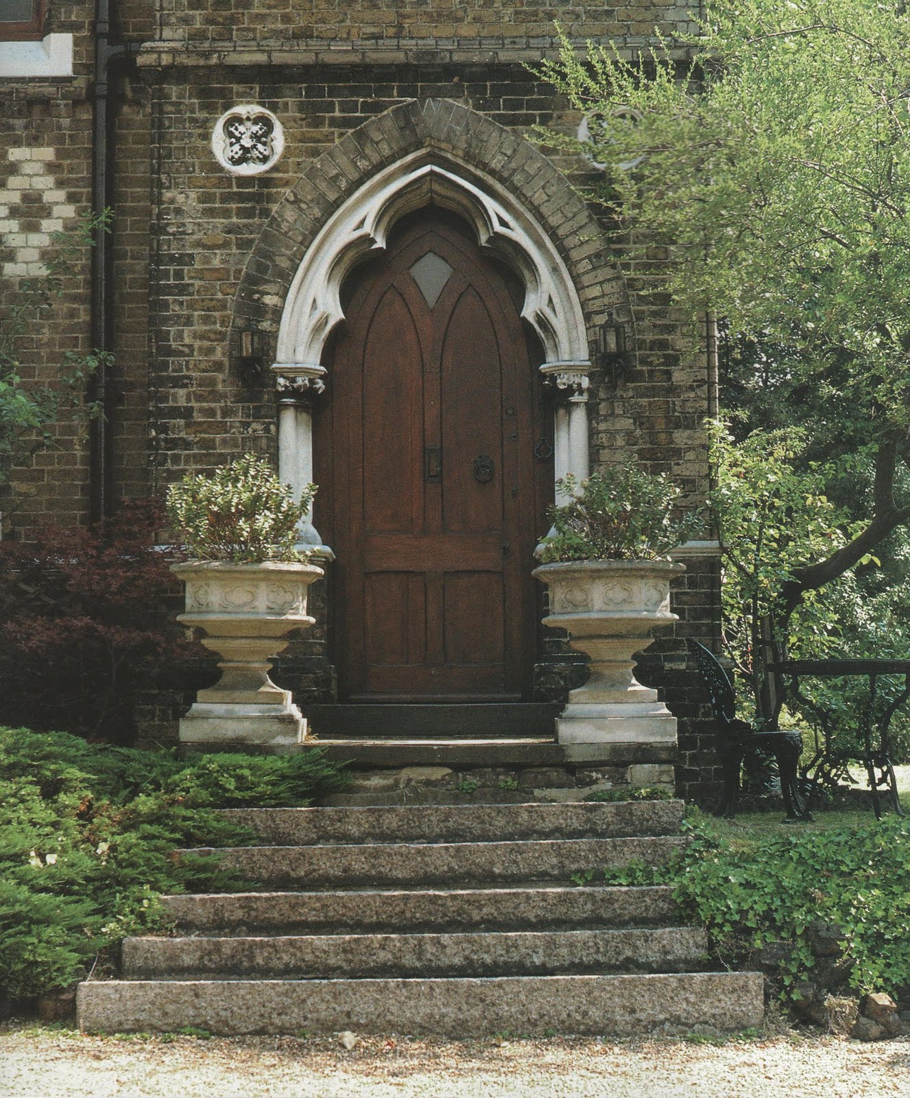 Gothic Revival Interior Design victorian literature: a victorian house