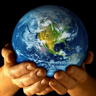 El planeta en nuestras manos