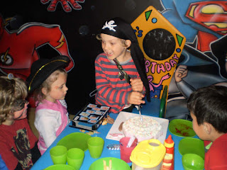 Peregrine's 7th Birthday