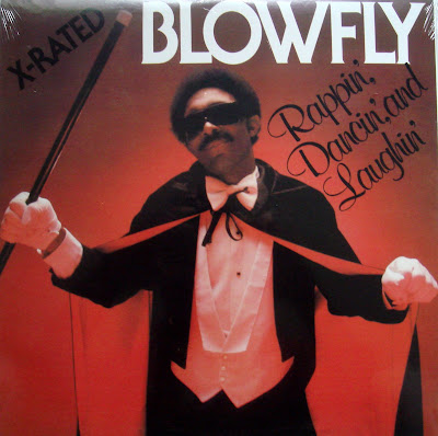 Blowfly - Rappin', Dancin' & Laughin' (1980)[INFO]