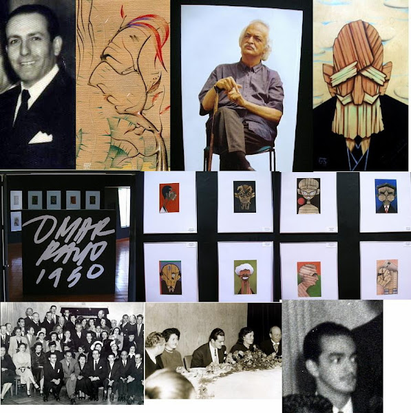 "Historia del Cuadro ""Profesor Narváez Bejuquismo 1950"""