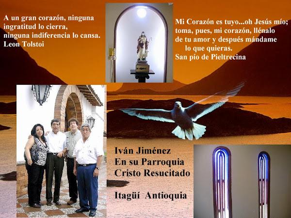 Padre Iván Jiménez Narváez