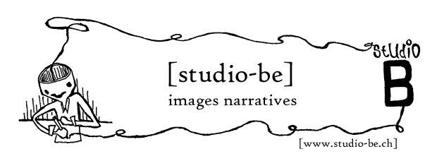 Studio B [studio-be] - Dimitri Christofis - Bd / illustration / dessin