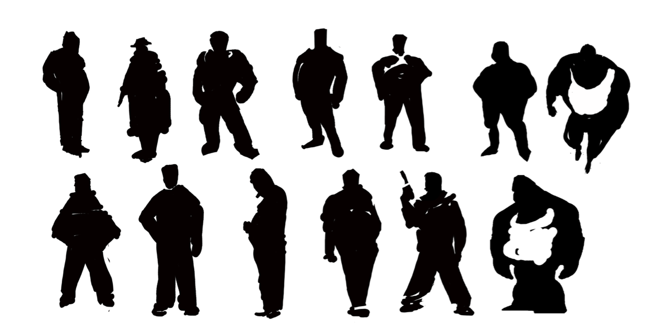 Character Design Silhouette : Images about character design silhouette on