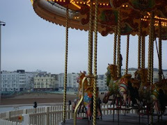 Ride into Brighton