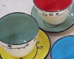 Kri Kri espresso cups