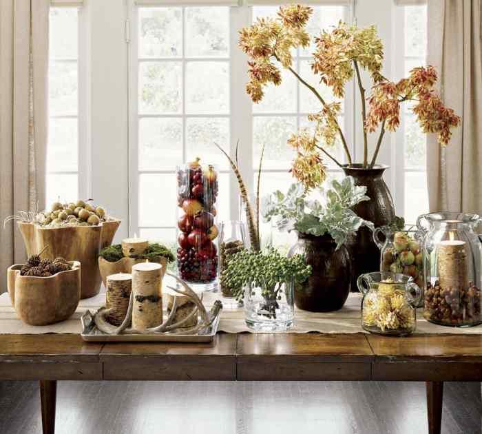 ideas decoracion mesa navidad: