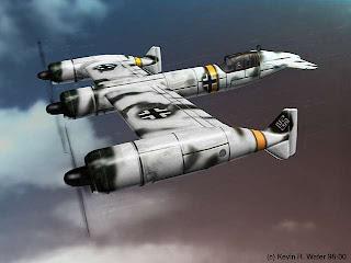 Blohm & Voss BV P.170 Schnellbomber