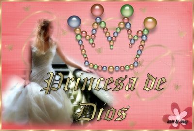 *Princess of the God*