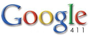 GOOG-411 services on this November