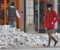 girl walk