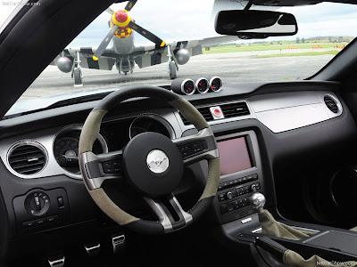 wallpaper x10. 系統,讓這輛Mustang AV-X10