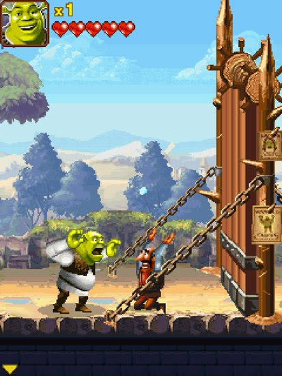 Shrek Forever After: The Mobile Game скачать бесплатно, Шрек: Навсегда скач