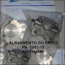 alojamento do freio AB115/180