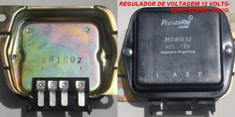 REGULADOR DE VOLTAGEM