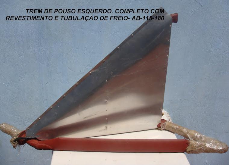 TREM DE POUSO COMPLETO. DIREITO/ ESQUERDO
