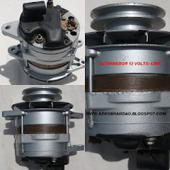 ALTERNADOR 12 VOLTS- CEM.