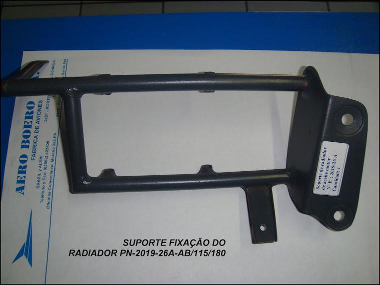 SUPORTE DO RADIADOR AB115/180