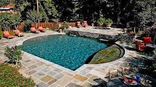Custom North Carolina Swimming Pools