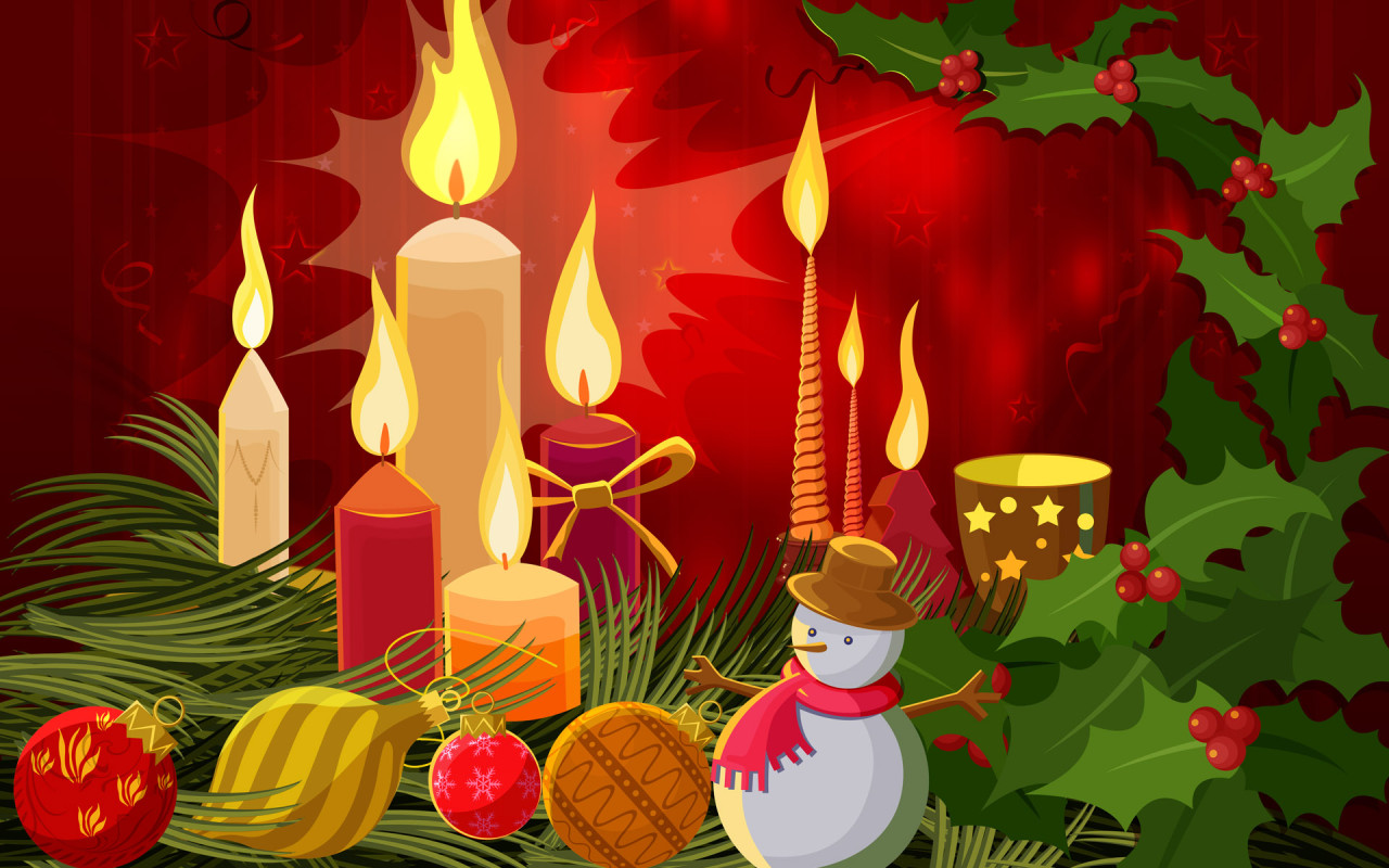 Christmas Desktop Wallpaper 016