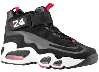 e1117d1f956c Dank Game  Nike Air Griffey Max 1 Anthracite Black Hot Red White