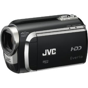JVC Everio GZ-MG680 120GB HDD Camcorder (Black)