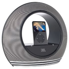 JBL Radial High-Performance iPod Loudspeaker (Black)