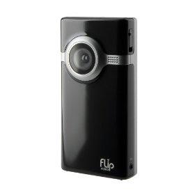 Flip Mino Camcorder, 60 Minutes (Black)