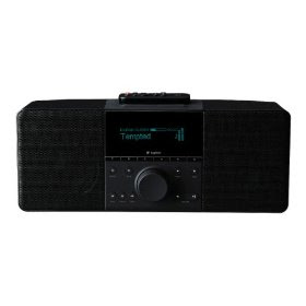 Logitech Squeezebox Boom All-In-One Wi-Fi Internet Radio