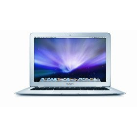 Apple MacBook Air MB940LL/A 13.3 Inch Laptop (1.86 GHz Intel Core 2 Duo Processor, 2 GB RAM, 128 GB Solid State Drive)
