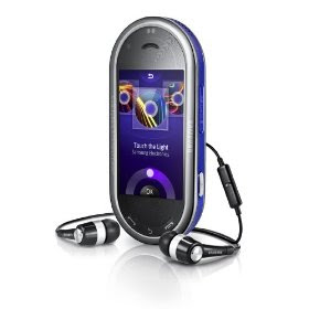 Samsung M7600 Beat DJ - Unlocked QuadBand Cellular Phone - 3.2 MP Camera, GPS, Touchscreen