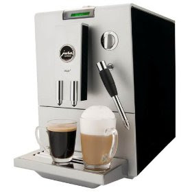 Jura-Capresso 13421 ENA4 Automatic Coffee and Espresso Center, Ristretto Black