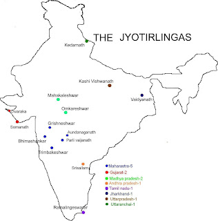 how jyotirlingas can be 14