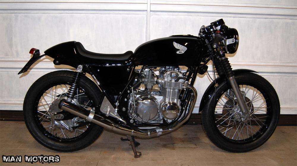 Man Motors Cafe Racer Customizer Gallery