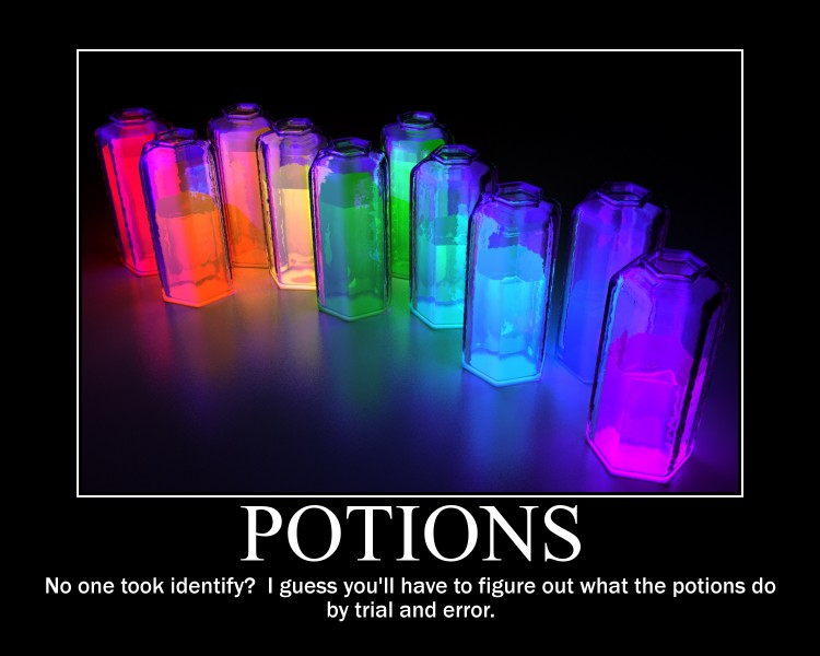 how to make a glowing potion in minecraft