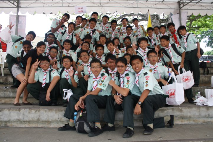 scouts rally