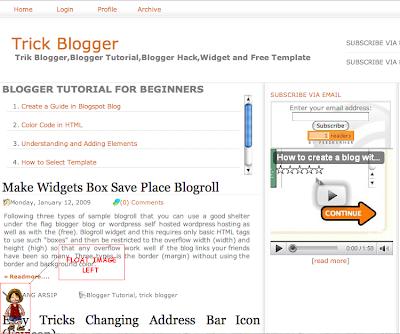 Trik Tips Blogger Indonesia