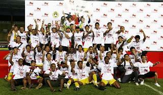 Sriwijaya FC Menang Copa  Indonesia 2009