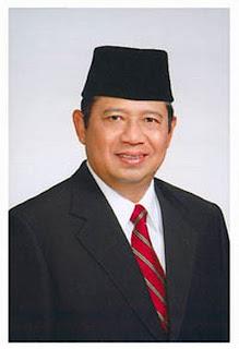 Pak Susilo Bambang Yudhoyono
