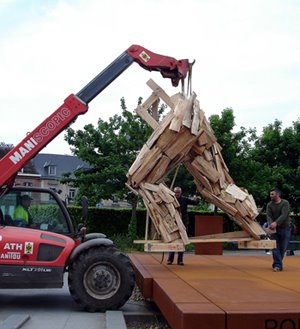 Sculpture Mir C Sar Calder Moretti Venet La D Fense