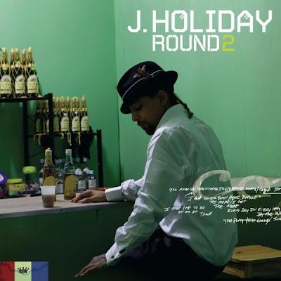 [RNB下载]J. Holiday - Round 2(2009) - chanel115 - 欧美音乐下载.....