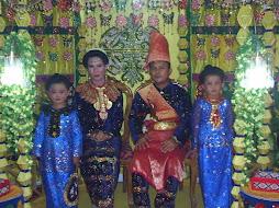 Pakaian Adat & Puade Totabuan