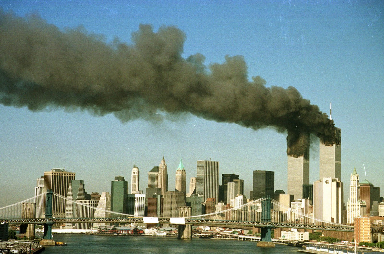 Note nine years later national geographic channel looks back at 9 11