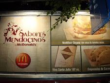 Mendoza's McDonalds